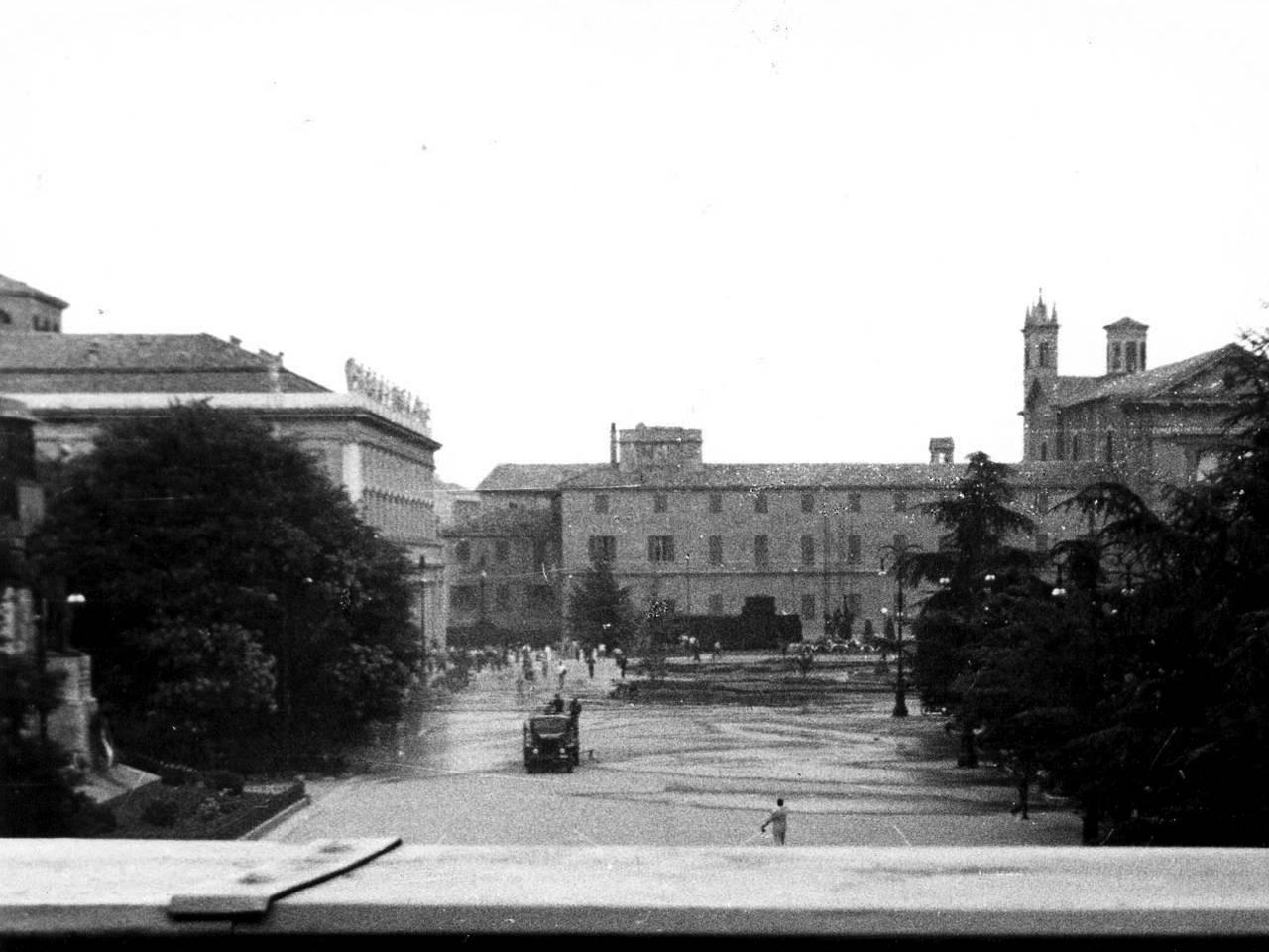 7 luglio 60 piazza da sala verdi