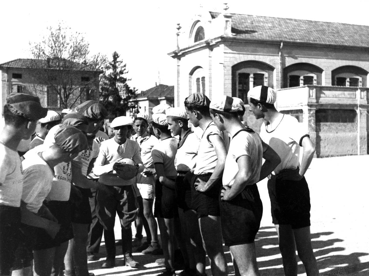 atleti palestra camparini 1935
