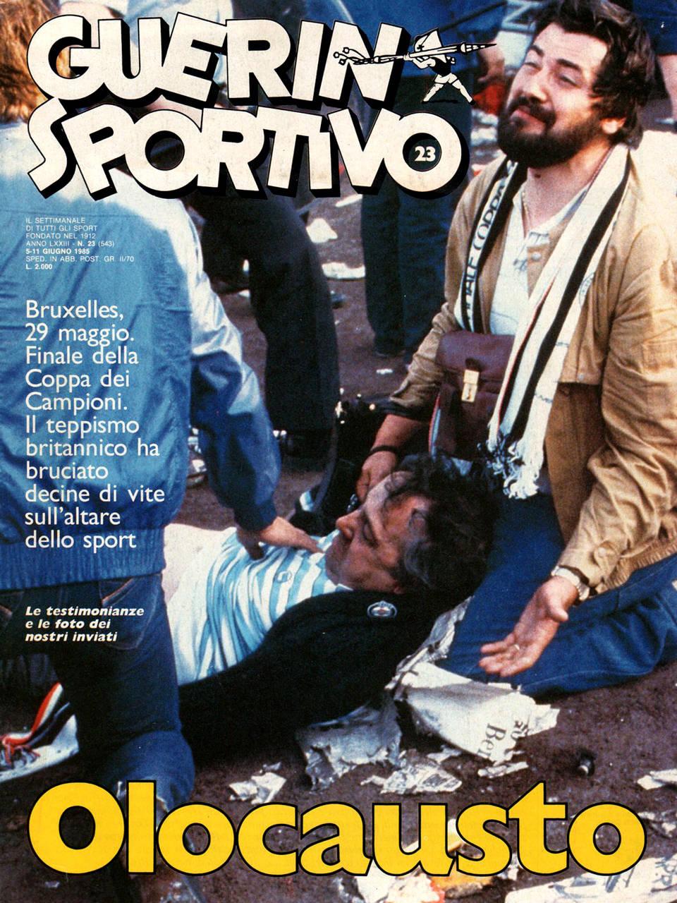 copertina guerin sportivo