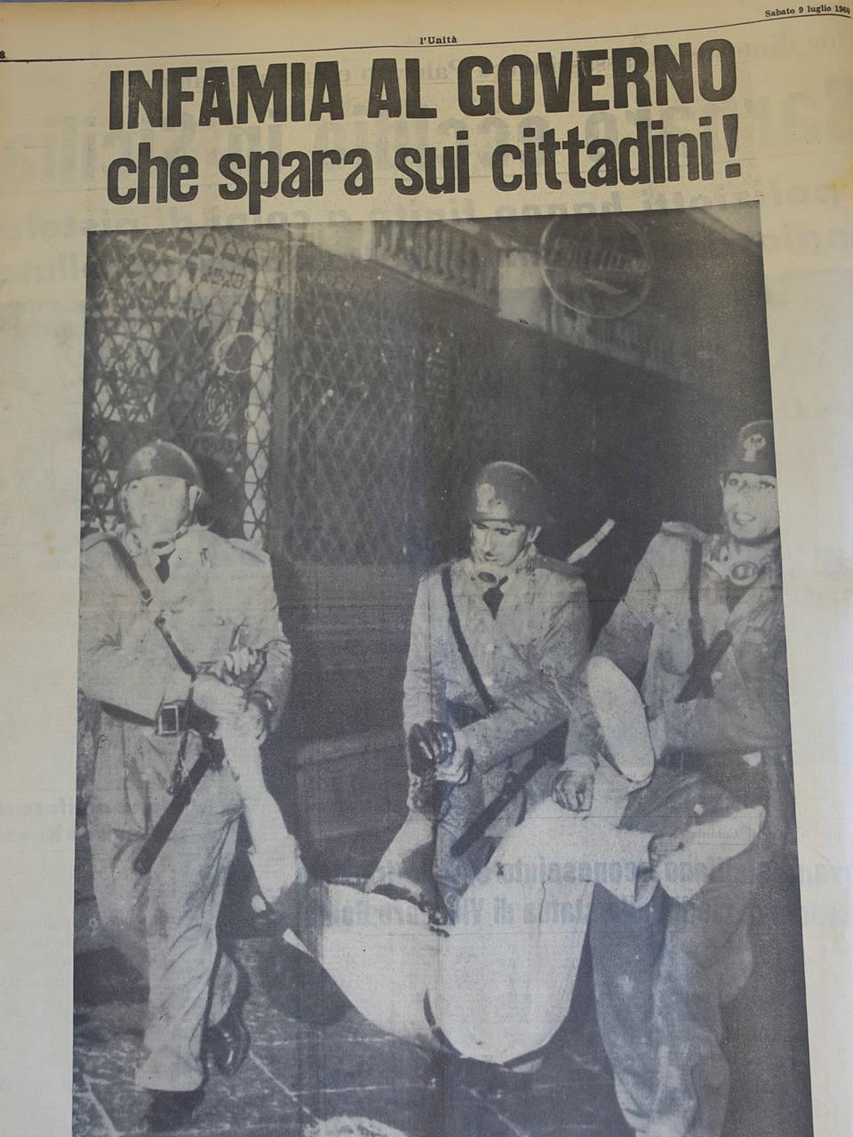 l unita 9 luglio 1960