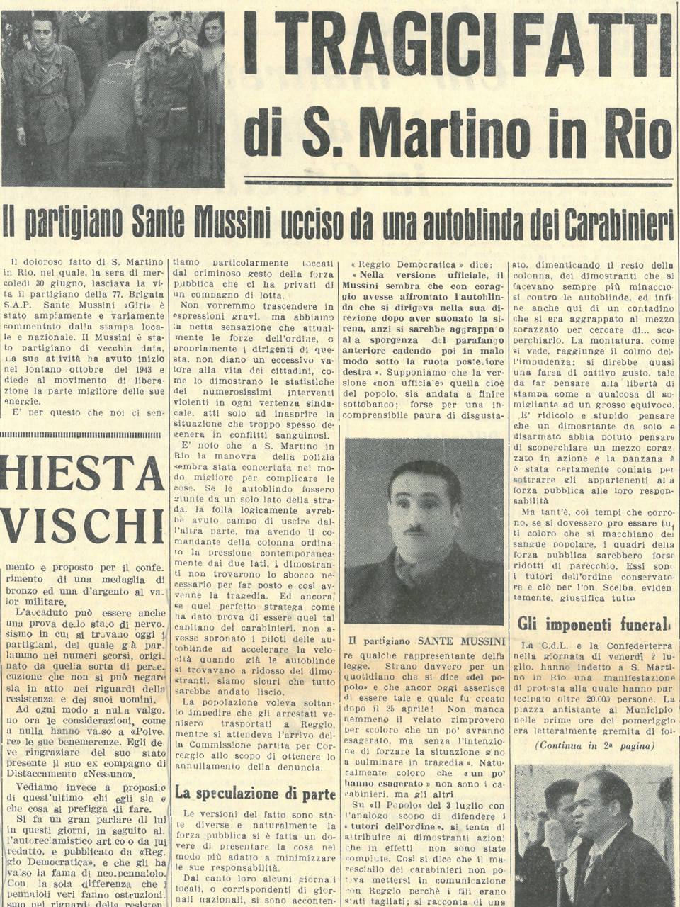 nuovo risorgimento 2 luglio 1948