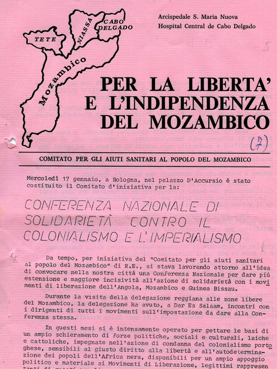pagine rosa febbraio 1973