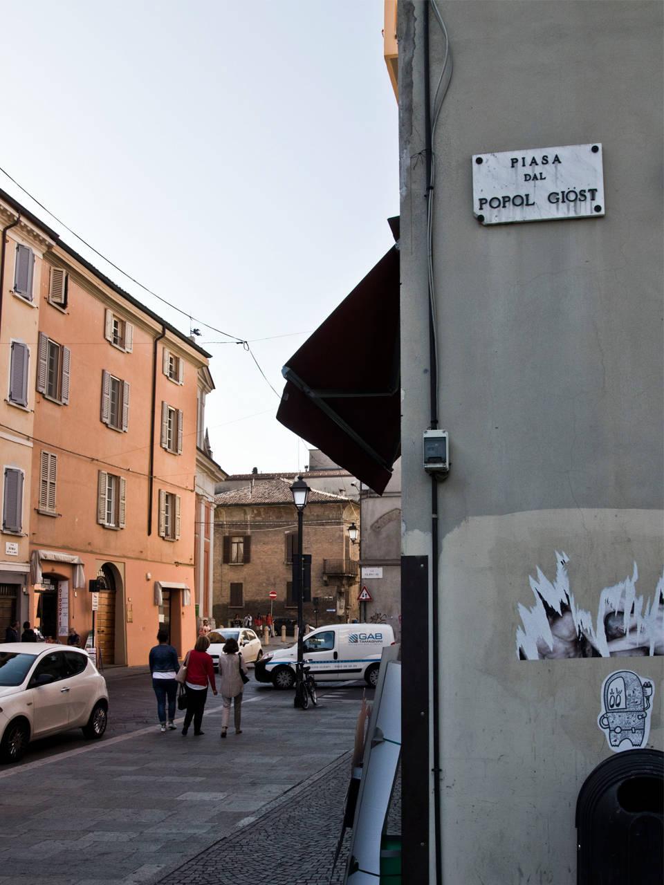 piazza popol giost