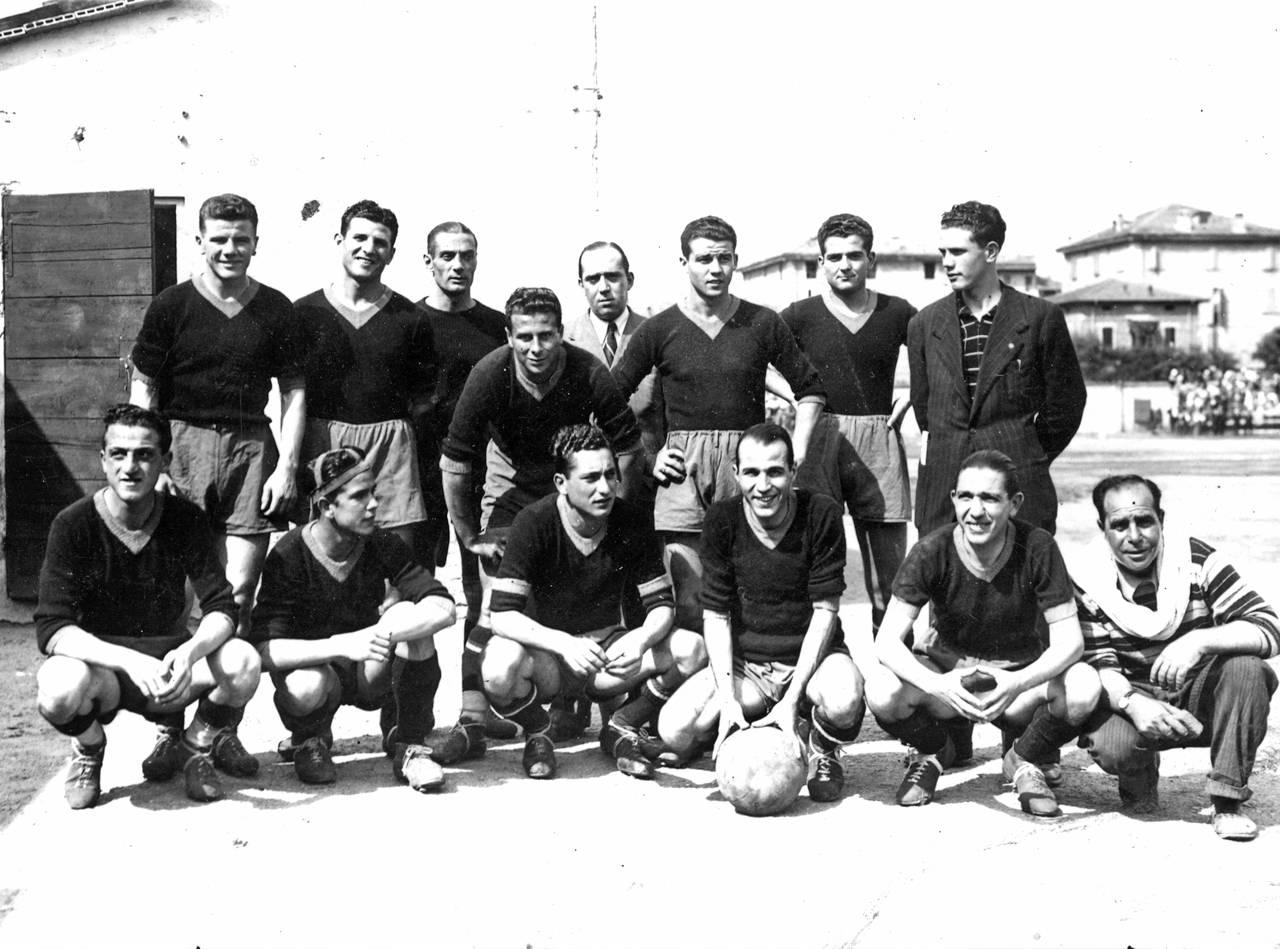 Finale Taranto - Reggiana nel campionato 1939-1940 Fototeca Istoreco