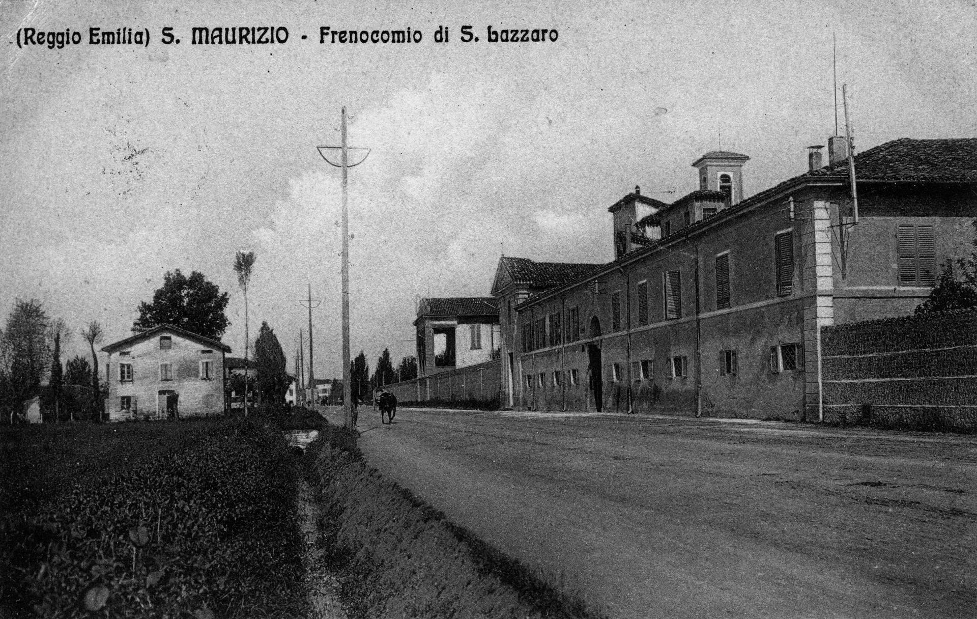 Ospedale Psichiatrico San Lazzaro Reggio Emilia