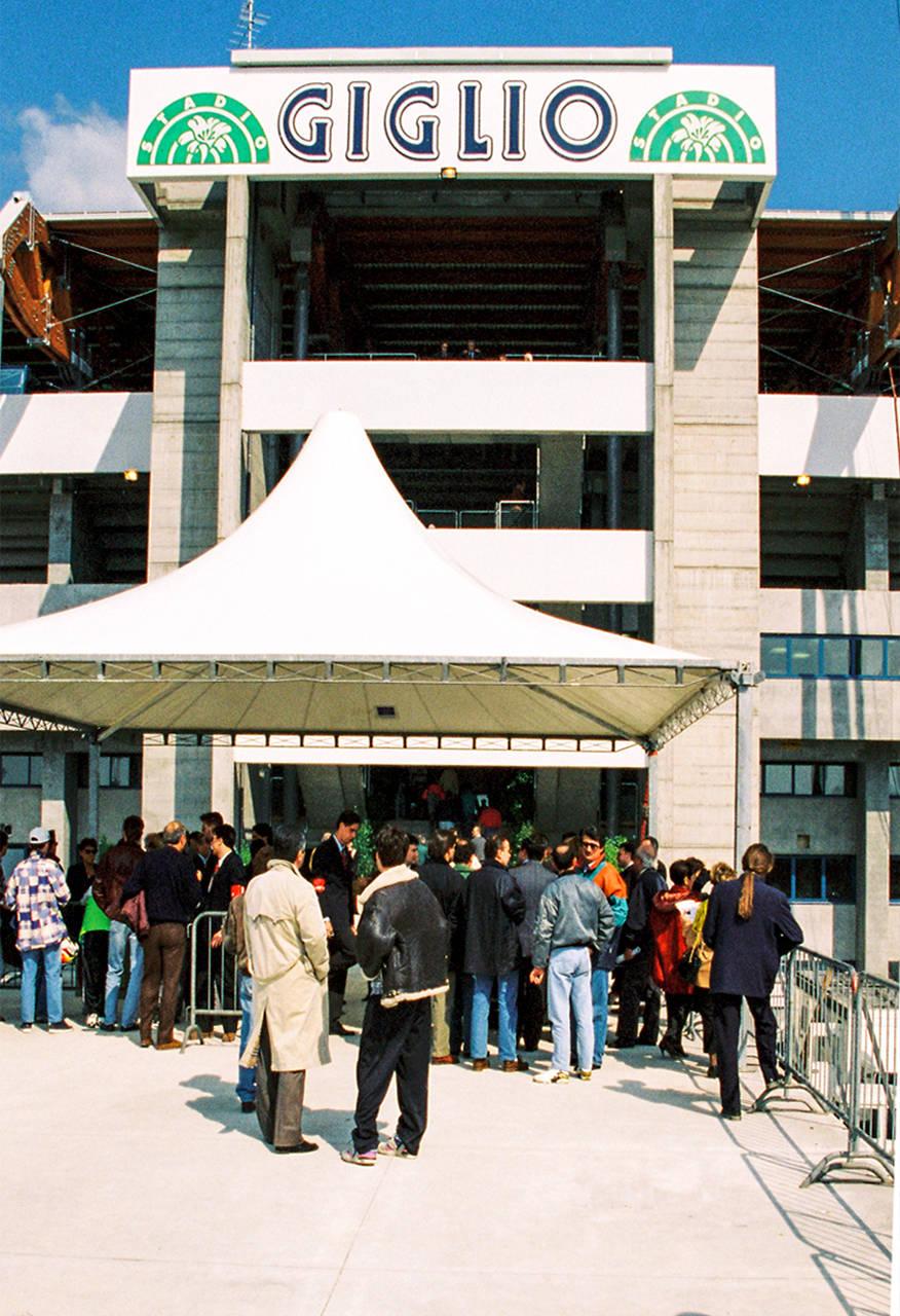 stadio giglio ingresso