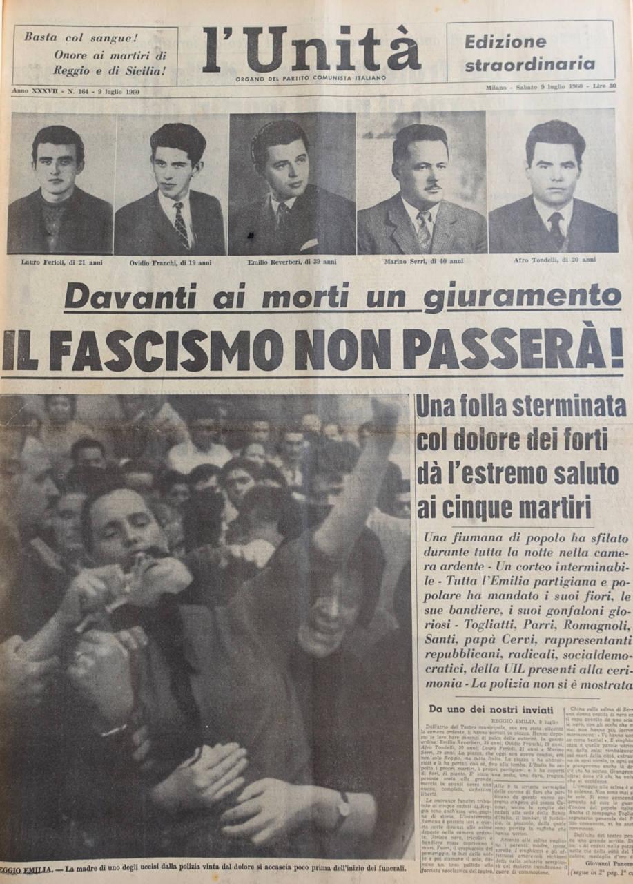 unita 9 luglio 60