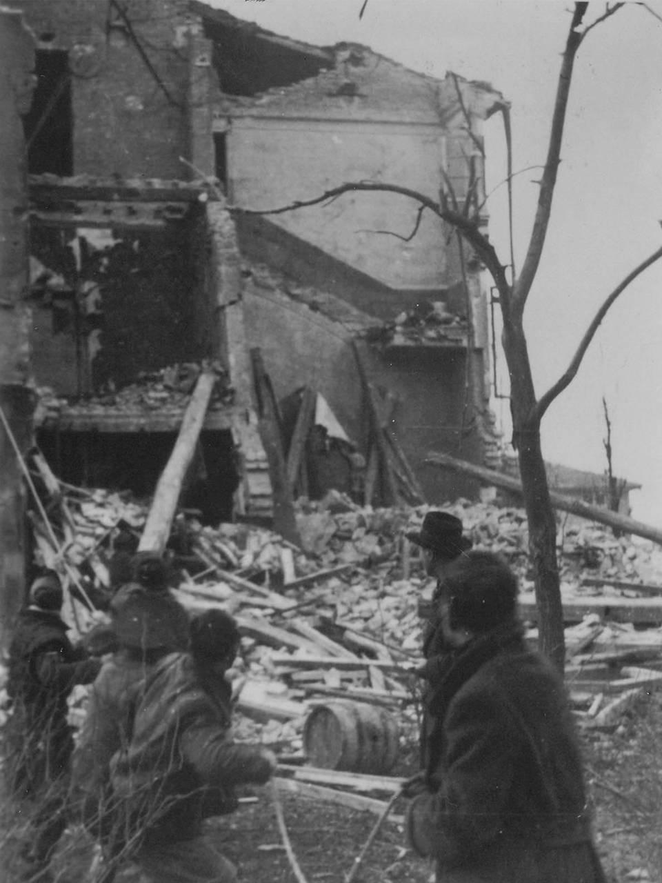 via bligny bombardata
