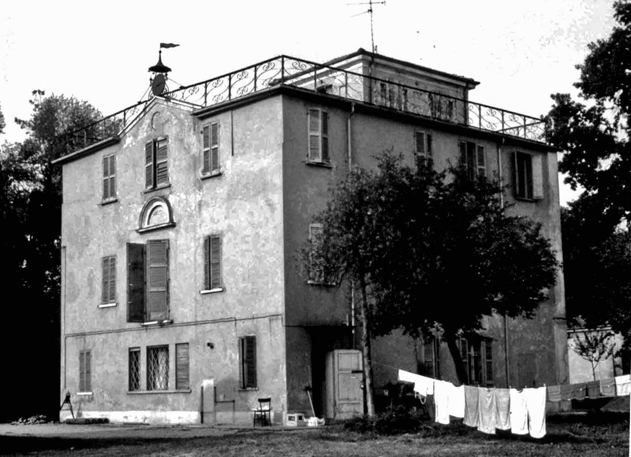 villa granata anni 60